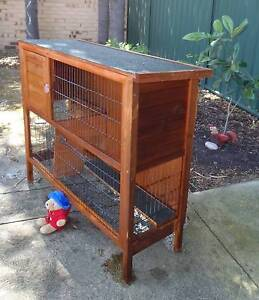 rabbit hutch  pine Manning South Perth Area Preview