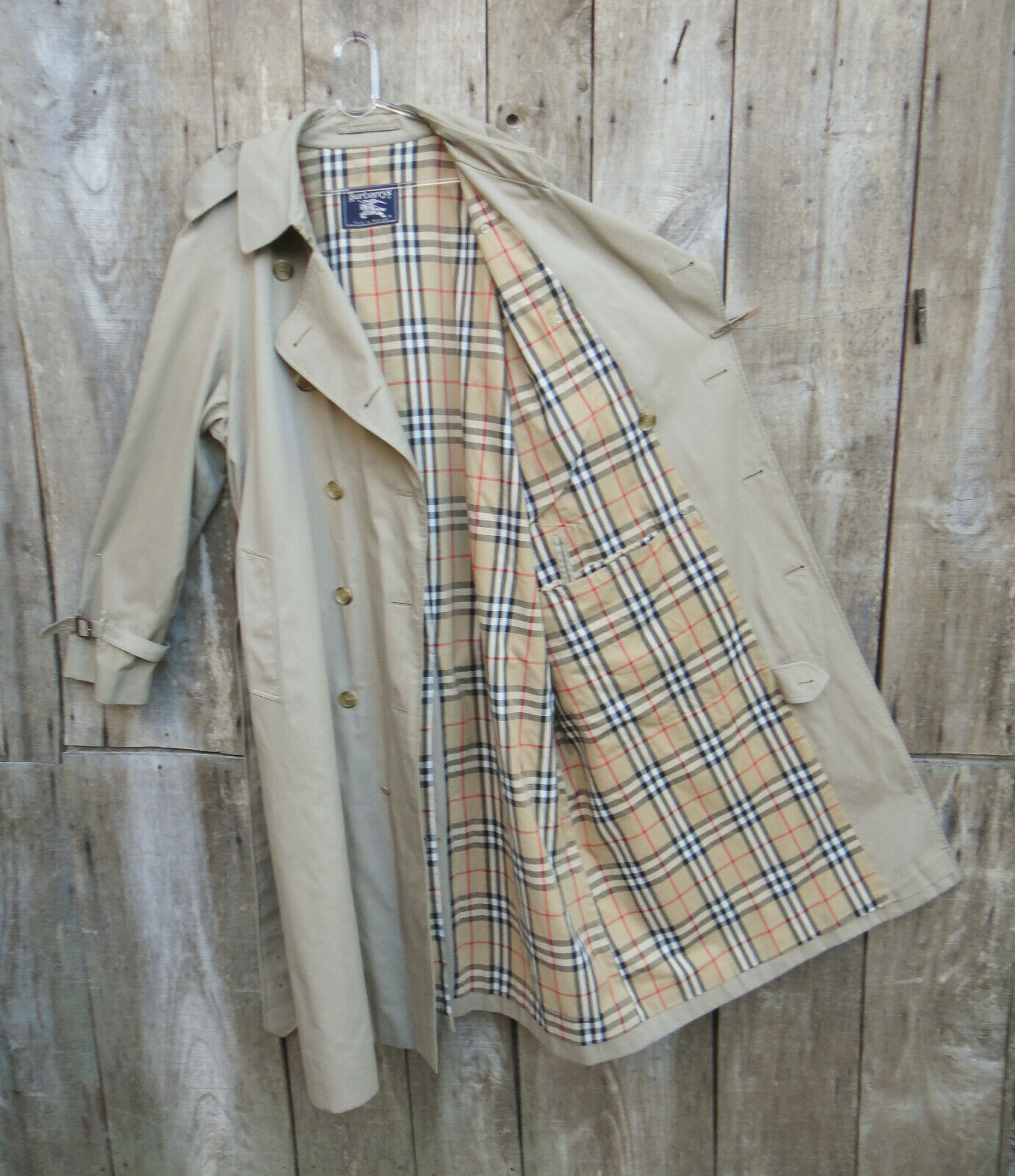 Trench  homme burberry vintage t 58