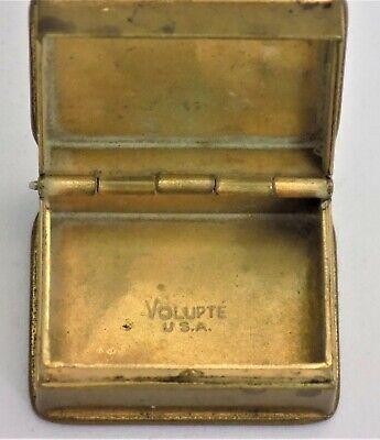 Volupte Pill Box Antique