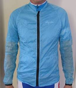 CYCLING- RAPHA PACKABLE LONG SLEEVE WIND JACKET, MENS SMALL Gordon Ku-ring-gai Area Preview