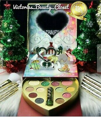 PUR The Grinch Good Enough to Steal Face Palette & Color Changing Lip Balm Set!