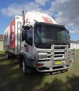 Isuzu FSR700 Refrigerated Truck Auburn Auburn Area Preview