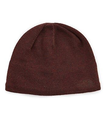 The North Face 2017 Jim Beanie O/S Sequoia Red- MENS -NEW