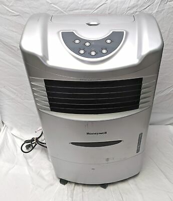 Honeywell CL201AE Portable Evaporative Cooler with Remote Control, 470 CFM