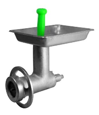 Primo Pm-g12a Meat Grinder Attachment For Presto Mixers Includes Pan Plunger