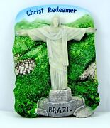 Brazil Fridge Magnet