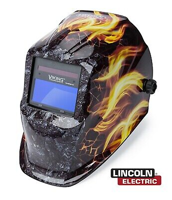 Lincoln Electric Viking 1740 Ignition Welding Helmet K4375-3