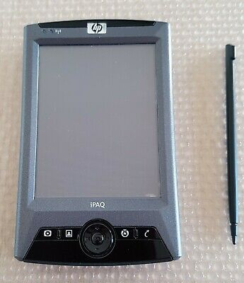 HP iPAQ RX3715 with all accessories - all works but battery doesn't hold charge, usado segunda mano  Embacar hacia Mexico