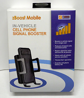 zB SB cell phone signal booster amplifier help boost Verizon