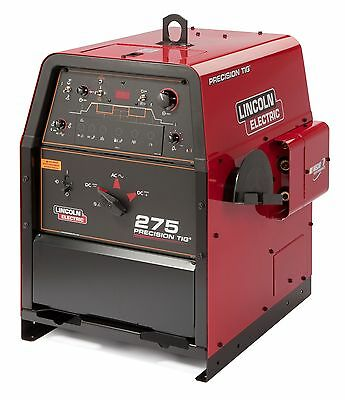 Lincoln Precision Tig 275 Tig And Stick Welder K2619-1