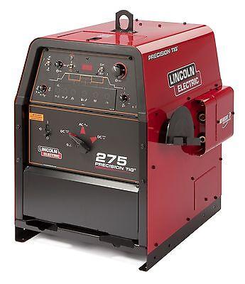 Lincoln Precision Tig 275 Tig And Stick Welder K2619-1