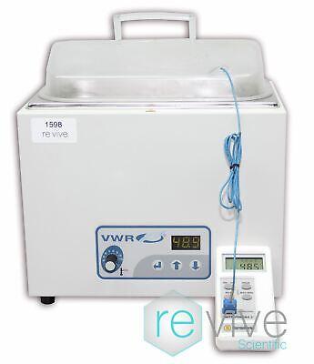 Vwr Unstirred Digital Water Bath 5l 89032-214