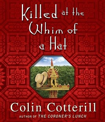Killed at the Whim of a Hat Audio CD, Audiobook, 10 Hours on 8 Discs,