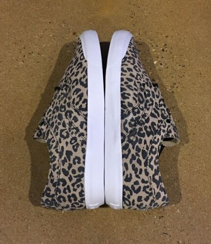 Globe The Taurus Men's Size 12 US Leopard White Louie Barlet