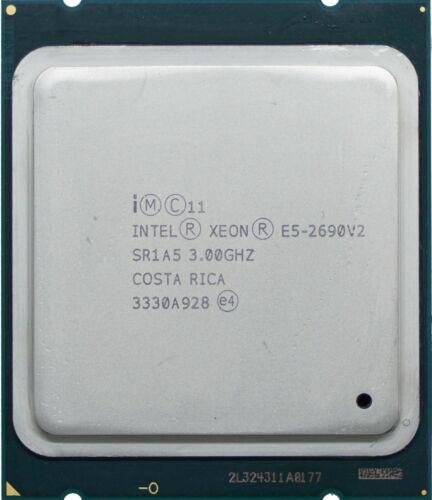 Intel Xeon E5-2690 V2 SR1A5 10 Core 3.0GHz 25MB Cache Processor Grade A