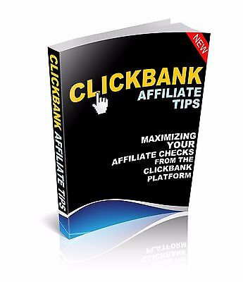 Affiliates ebook-pdf master resell rights Free shipping