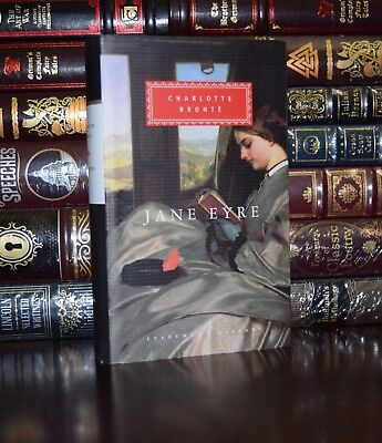Jane Eyre by Charlotte Bronte New Ribbon Marker Collectible Hardcover Classics