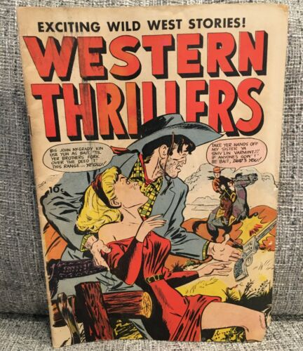 Golden Age Comic Western