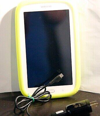 Samsung Galaxy Kids Tab E Lite SM-T113 40GB Wi-Fi, 7in - White - Read Notes Pls!