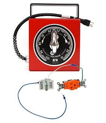 Sa-200 Sa-250 Remote Receptacle Kit Bw2203-k-rd-po-sb