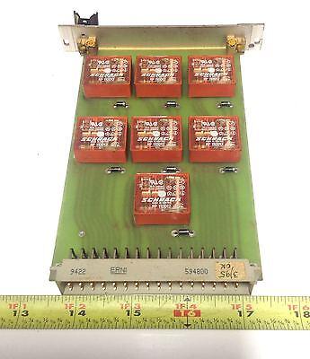 Schwarze Wirtz Circuit Board Nc638b 594800