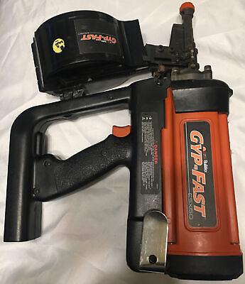 Itw Buildex Gyp-fast Esx150 Sheathing Nailer Coil Nail Gun Gypfast