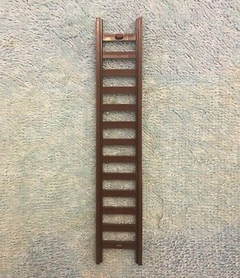 LEGO Old Brown Ladder Vintage Sets # 6071, 4588, 6061 Castle