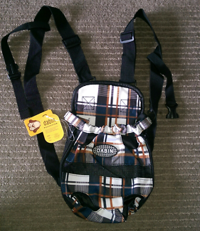 Dog Puppy Backpack Carrier Small Size As New with Tags