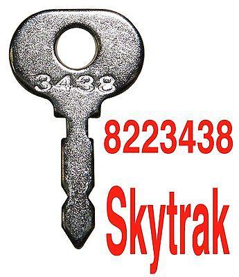 Skytrak 8223438 Key Ignition Apk80