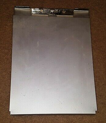 Aluminum Metal Paper Clipboard Storage Durable 9.2512.75 Forms Split Clip Board