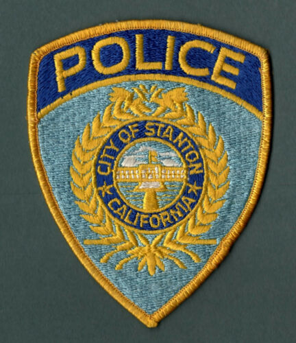 Stanton California Police Patch