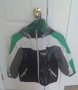 Boys Monster Brand Spring Coats