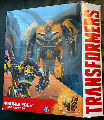 TRANSFORMERS 4 AGE OF EXTINCTION AOE LEADER BUMBLEBEE HASBRO COSTCO EXC. SEALED