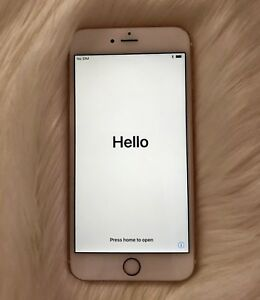 Apple iPhone 6s Plus in great condition!