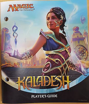 Magic the Gathering MTG Kaladesh Players Guide