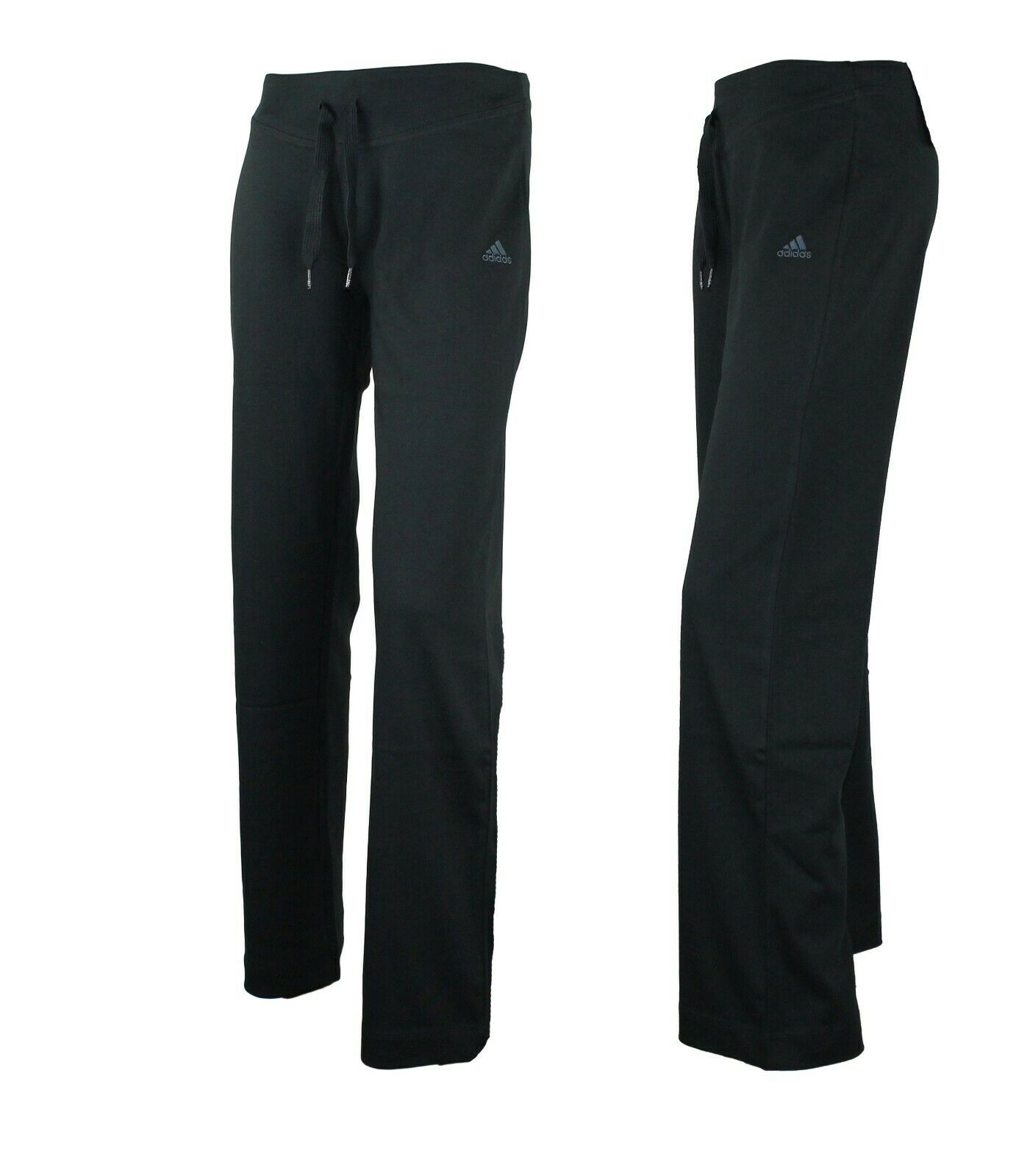 190b2750908112 ... adidas Damen ESS Trainingshose schwarz Freizeit- Jogginghose Essentials  Gr.32-48