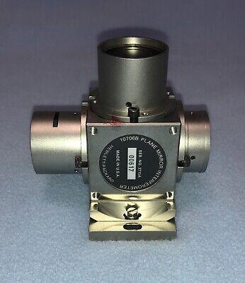 Hp 10706b Plane Mirror Interferometer Laser Hewlett Packard Optics Swivel Base