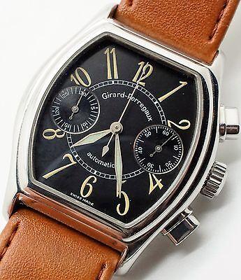 Men's Girard Perregaux Richeville Ref.2750 Cal.2280-881 Automatic Chronograph