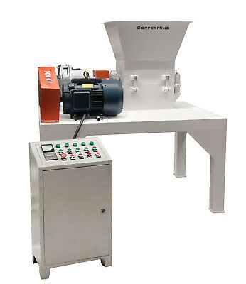 Industrial Copper Pre-shredder For Electrical Cables Copper And Aluminum -910