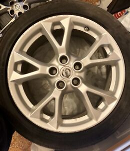 Nissan Maxima 7th Gen OEM Wheels Rims 18 Inch
