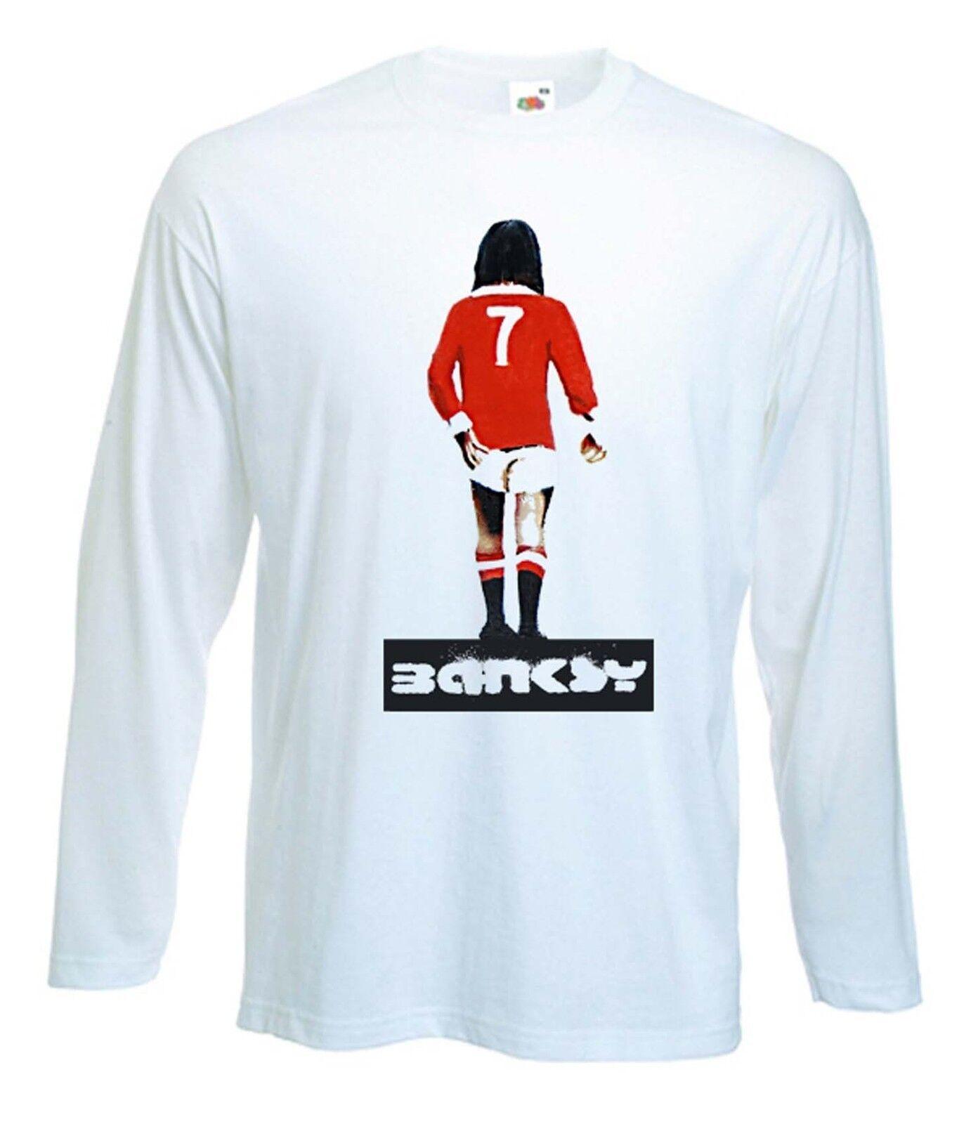 Banksy Girl and Boy Relationship Mean T-shirt Vest Tank Top Men Women Unisex M95