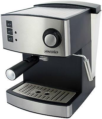 Espressomaschine, Cappuccino Automat,Kaffeemaschine,Milchaufschäumer, Latte NEU