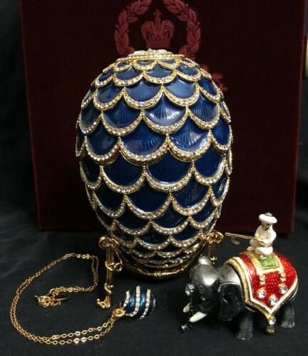 Imperial Pine Cone Egg