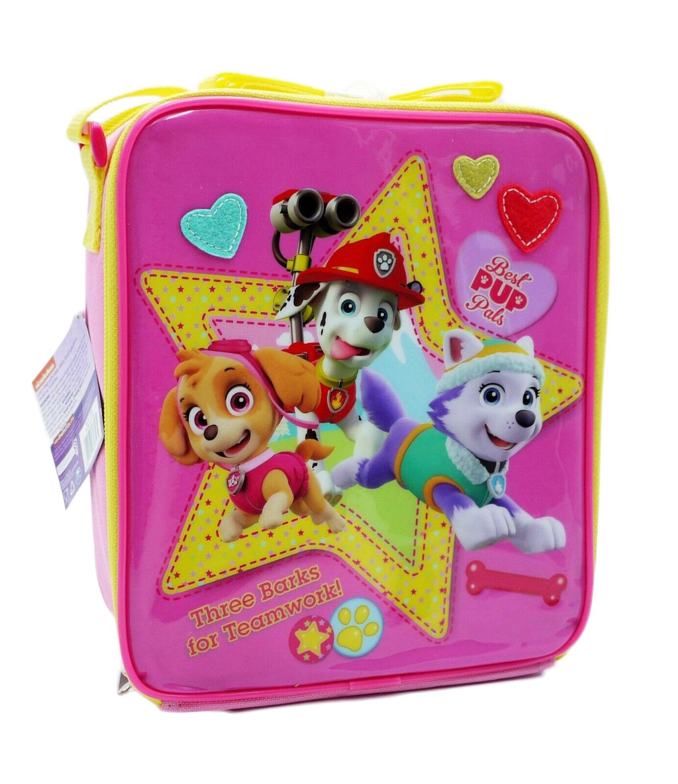 Nickelodeon Paw Patrol Lunch Bag