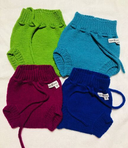 Wool Diaper Covers, NEW, NYS Local Hand Knitted