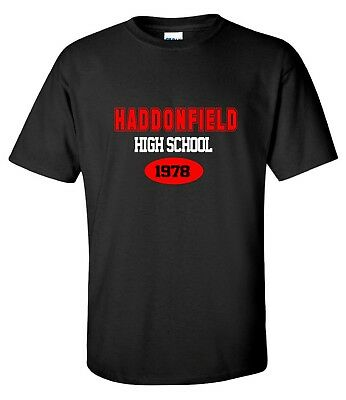 Haddonfield High School 1978 Jason Cult halloween Horror Movie Mens T-Shirt
