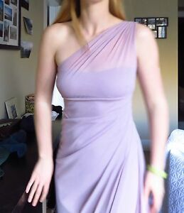 New unaltered bridesmaid/grad dress