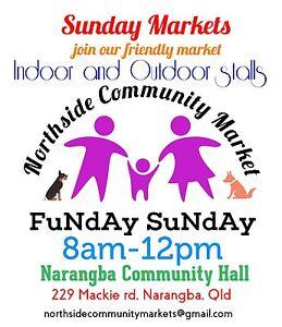 Narangba community markets Narangba Caboolture Area Preview