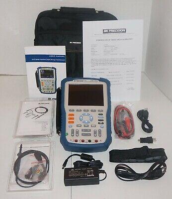 Bk Bk Precision 2511 Handheld Digital Storage Oscilloscope 60 Mhz 2 Ch 1gsas