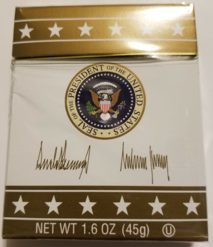 President Donald Trump White House GOLD JELLY BELLY Beans Candy Easter 2020